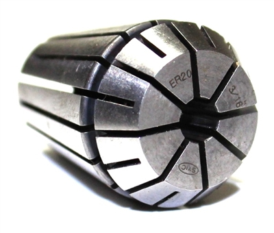 10-11 mm Collet  ER-20 Series