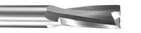 "Vortex - VX04230L - 1/4"" 2 Flute Upcut Low Helix Finisher - Left Hand"