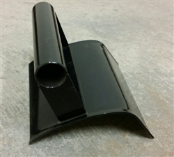 6x4 Round half trowel for all machines