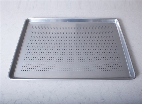 Perforated Full Size Sheet Pan - 18 gauge