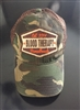 Blood Therapy Camo Mesh Back Hat