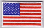 ALIENS USCM White Border US Flag