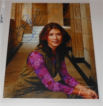 FireFly Autograph - Jewel Staite