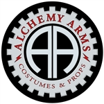 "Alchemy Arms Company logo 3.5"" Patch"