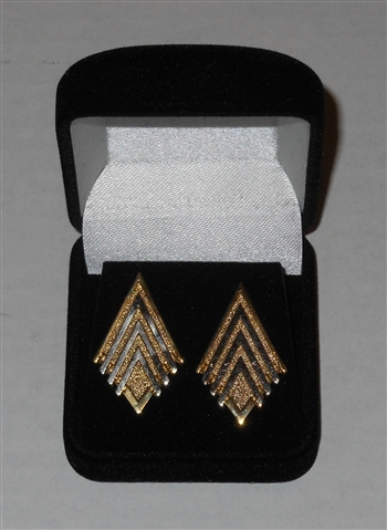 BSG Officer Rank Pins (set of 2) - Major