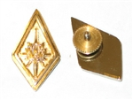 BSG Officer Rank Pins (set of 2) - Colonel
