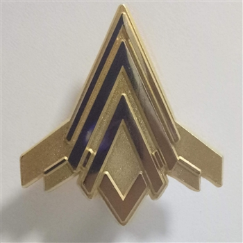 BSG Pin - Budget Basic Flight Wings