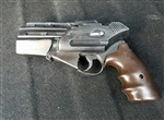 "Finished Season 1 BSG ""Clamshell"" Pistol Replica"