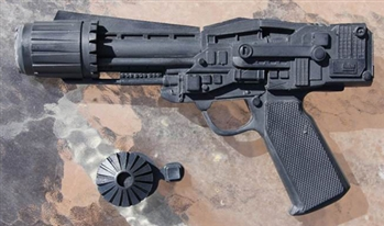 Unfinished Classic BSG Laser Pistol Kit