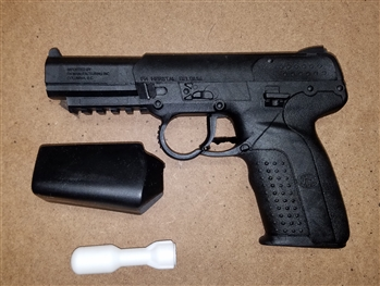 Unfinished BSG 5-7 Pistol Kit