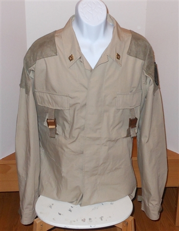 BSG Tan BDU Shirt