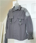 BSG Light Grey BDU Shirt (AKA Angel Greys)