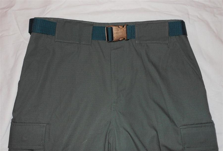 BSG Green BDU Pants