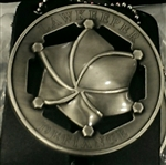 Defiance Lawkeeper Metal Badge