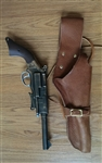 Leather Holster for Mal's Pistol