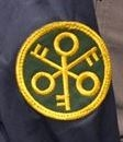 "Outland ""Three Keys"" FSA Marshal's patch"