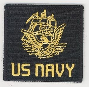 S:AAB US NAVY Patch