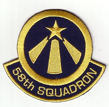 S:AAB 58th Squadron Patch