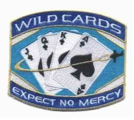 S:AAB 58th Squadron Wildcards Patch