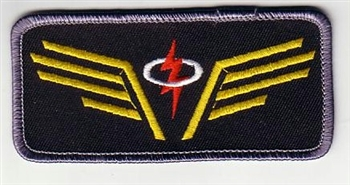 S:AAB Angry Angels 127th Squadron Patch