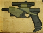 Finished SPACE: Above & Beyond M70 Pistol Prop
