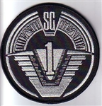 SGC Offworld Team Patch - SG-1