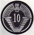SGC Offworld Team Patch - SG-10