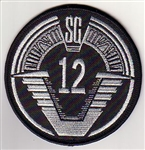 SGC Offworld Team Patch - SG-12