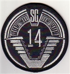 SGC Offworld Team Patch - SG-14