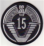 SGC Offworld Team Patch - SG-15