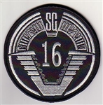 SGC Offworld Team Patch - SG-16