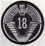 SGC Offworld Team Patch - SG-18