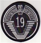 SGC Offworld Team Patch - SG-19