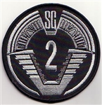 SGC Offworld Team Patch - SG-2