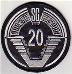 SGC Offworld Team Patch - SG-20