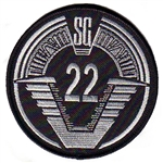 SGC Offworld Team Patch - SG-22