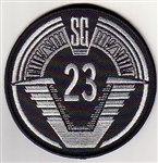 SGC Offworld Team Patch - SG-23