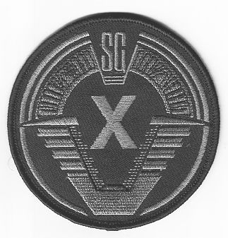 SGC Offworld Team Patch - SG-X