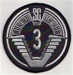 SGC Offworld Team Patch - SG-3