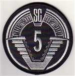 SGC Offworld Team Patch - SG-5