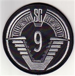 SGC Offworld Team Patch - SG-9