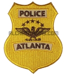 Walking Dead Patch: Atlanta Police Body Armor Patch