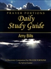 Prayer Portions Daily Study Guide by Amy Bills