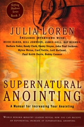 Supernatural Anointing by Julia Loren
