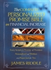 Complete Personalized Promise Bible Financial Increase by James Riddle