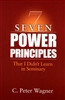 Seven Power Principles That I Didn't Learn in Seminary by C. Peter Wagner