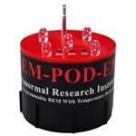 REM-POD-EMT With Programmable Amplified Radiating EM Antenna as Seen on ALL Paranormal TV Shows  Includes New Red Backlight