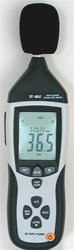 DT-8852 / High Accuracy Industrial Sound Meter With Large Backlight Display