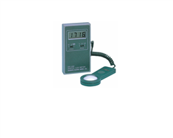 DX-100-CC / High Accuracy Lux Meter includes Calibration Certificate