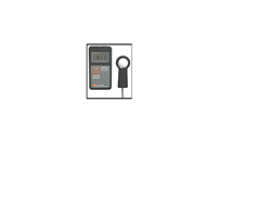 DX-200-CC / High Accuracy Lux & Ft-cd Meter includes Calibration Certificate